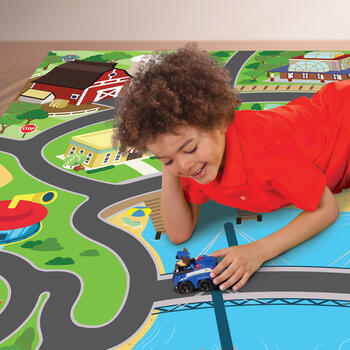 Paw Patrol™ Mega Mat™ with Vehicles view 3