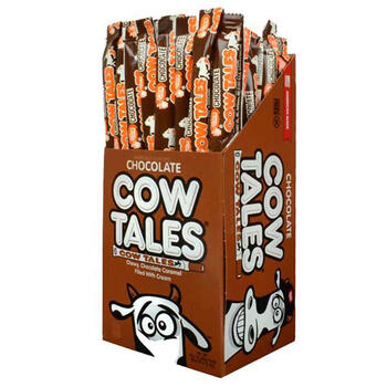 Chocolate Cow Tale® Candy view 1
