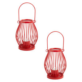"6.25"" Onion Citronella Candle Lantern view 1"