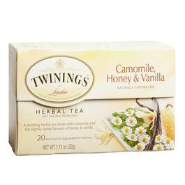 Twinings® Chamomile, Honey & Vanilla Tea, 6 Boxes
