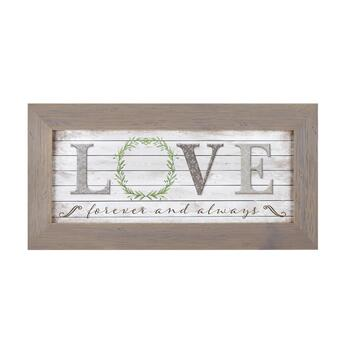 "The Grainhouse™ ""Love"" Wall Decor"