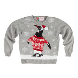 Ugly Sweater Penguin Xl view 1