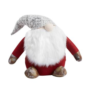 "26"" Solid Hat Plush Gnome Shelf Sitter"