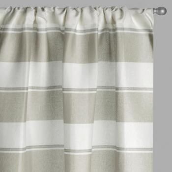 Cole Stripe Window Curtains, Set of 2
