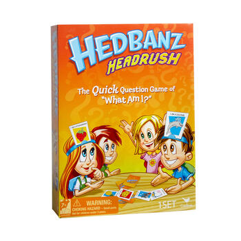 Hedbanz™ Headrush Game view 1