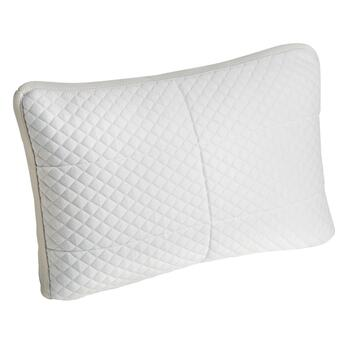 Memory Foam Quilted Cooling Support Pillow