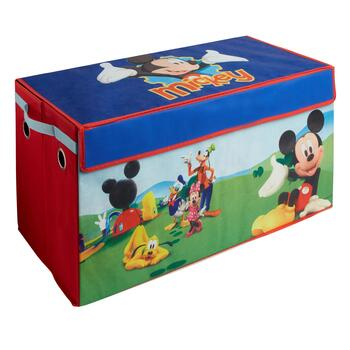 Disney® Mickey and Friends Fabric Toy Chest