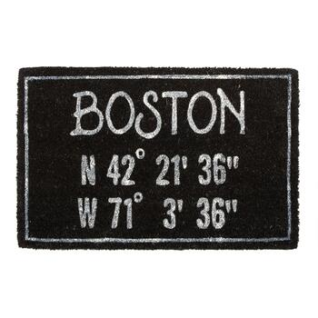 """Boston"" Coordinates Coir Door Mat"