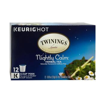 Keurig® Hot Twinings® Nightly Calm® Pods, 6-Boxes