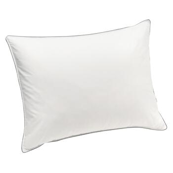 300-Thread Count Down Fill Standard Cotton Bed Pillow