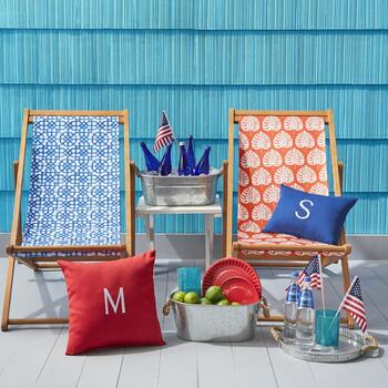 Coastal Living Seascapes™ Deck Chairs