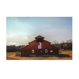 "24""x36"" Barn Stable Canvas Wall Art view 1"