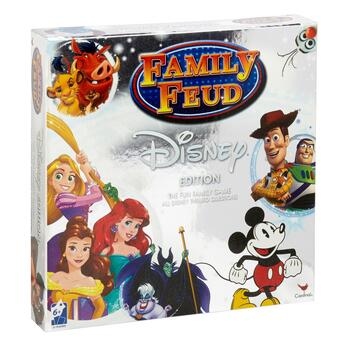 Cardinal® Family Feud Disney® Edition Game Set