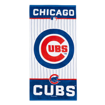 "30""x60"" MLB Chicago Cubs™ Cotton Beach Towel view 1"