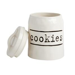 "The Grainhouse™ Typed ""Cookies"" Canister"