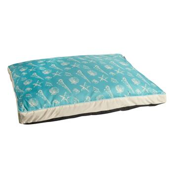 Seashell Gusset Boutique Pet Bed