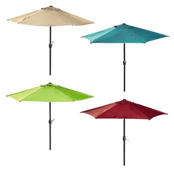 7.5' Market Umbrellas and Bases