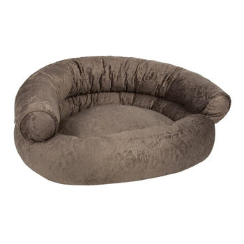 Memory Foam Sofa-Style Patterned Pet Bed view 1