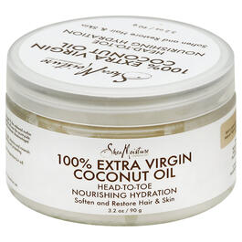 SHEA PURE COCONUT OIL 3.2z view 1