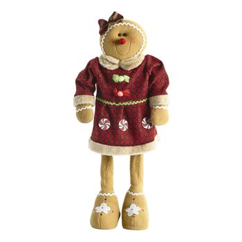 Red Jumper Gingerbread Girl