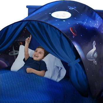 As Seen on TV Twin Size Space Adventure Dream Tents™ view 1