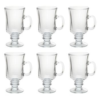 Basic Irish Coffee Mugs, Set of 6