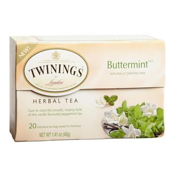 Twinings® Buttermint™ Herbal Tea, 6 Boxes