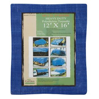 Large Blue Heavy Duty Tarp