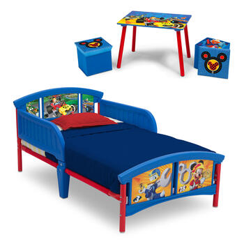 Disney® Mickey Mouse Toddler Room in a Box Set view 2