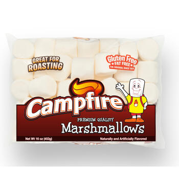 Campfire 16 Ounce Premium Quality Marshmallows view 1