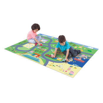 Peppa Pig™ Mega Mat™ with Vehicles view 2
