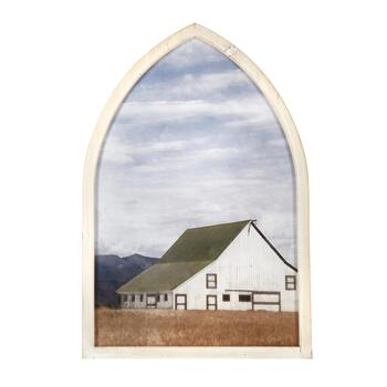 "The Grainhouse™ 22""x32"" Barn Window Pane Wall Decor"
