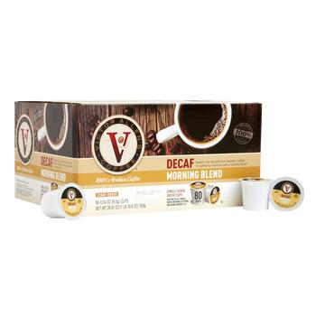 Victor Allen's® Morning Blend Decaf Coffee Pods, 80-Count view 1
