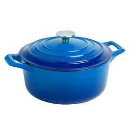 4-Quart Covered Cast Iron Dutch Oven