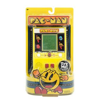 Pac-Man Handheld Mini Arcade Game view 2 view 3
