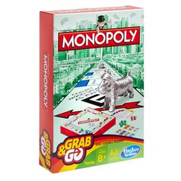 Grab & Go™ Monopoly® Board Game