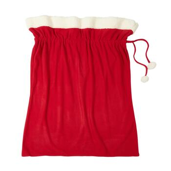 Large Fleece Santa Sack