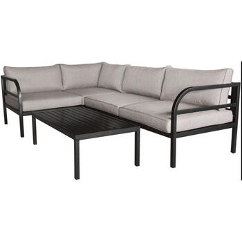 Lennox 3-Piece Outdoor Sectional view 1