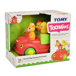 Tomy Toomies® Farm Animals view 1