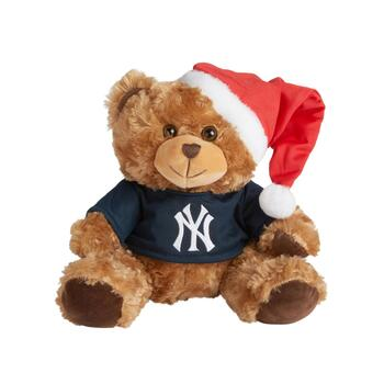 "10.5"" New York Yankees Santa Bear"