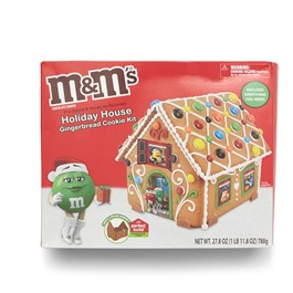 M&M's™ Gingerbread House Kit view 1