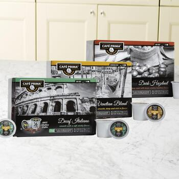 Café Prima™ Coffee Pods