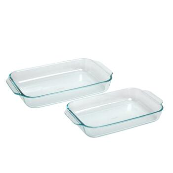Pyrex® Glass Baking Dishes Set