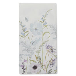 Petal & Stone™ Floral Guest Towels 20-Count view 1