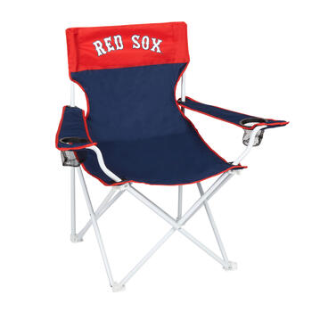 MLB Boston Red Sox Logo Big Boy Chair