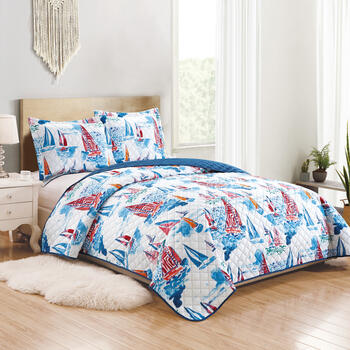 Coastal Quilt Sets view 1