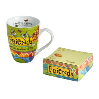 """Friends"" Mug and Notepad Gift Set, 2-Piece"
