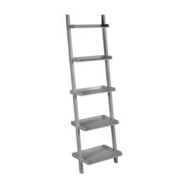 "69"" 5-Tier Ladder Bookcase"