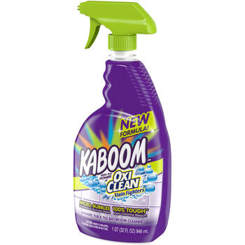 Kaboom™ with Oxi Clean Stain Fighters Cleaner view 1