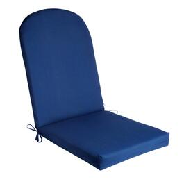 Solid Cobalt Indoor/Outdoor Adirondack Chair Pad